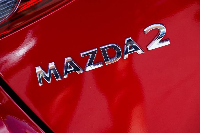 2019 Mazda 2 G15 Pure DJ Series Soul Red Crystal