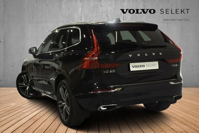 2020 Volvo XC60 T5 Inscription MY20 Four Wheel Drive Black