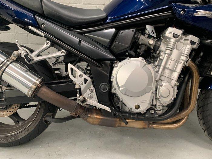 2008 Suzuki GSF1250 (BANDIT) Blue