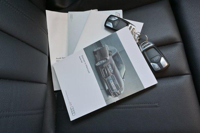 2016 Audi A4 sport B9 MY16 White