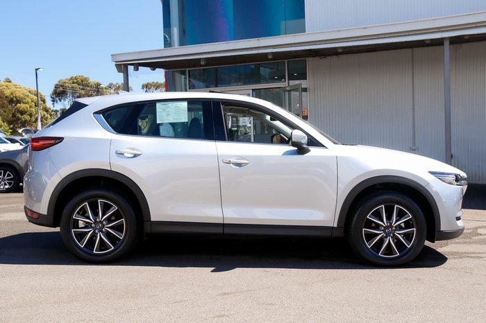 2019 Mazda CX-5 GT KF Series 4X4 On Demand Sonic Silver