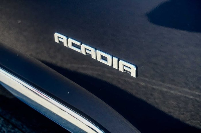 2018 Holden Acadia