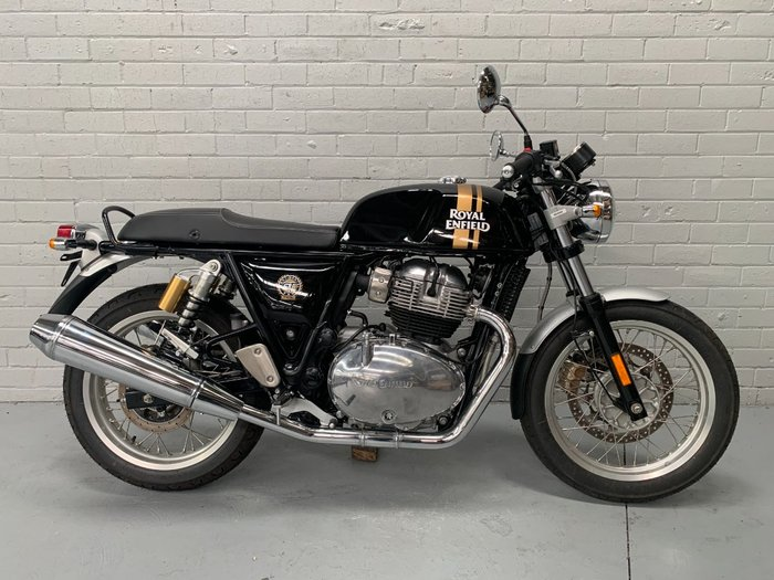 2020 Royal Enfield CONTINENTAL GT 650 CLASSIC Black