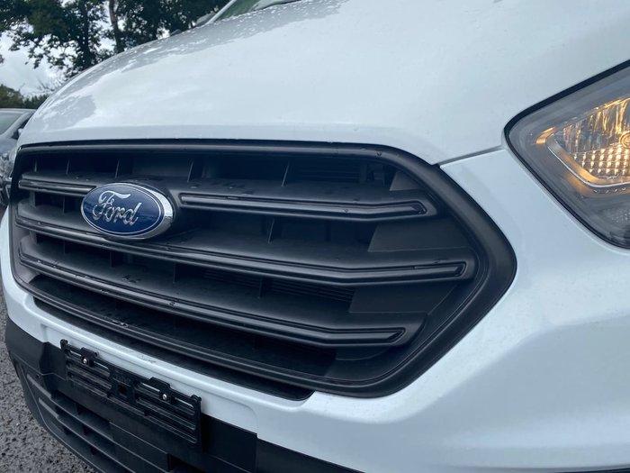 2018 Ford Transit Custom 300S VN MY18.75 White