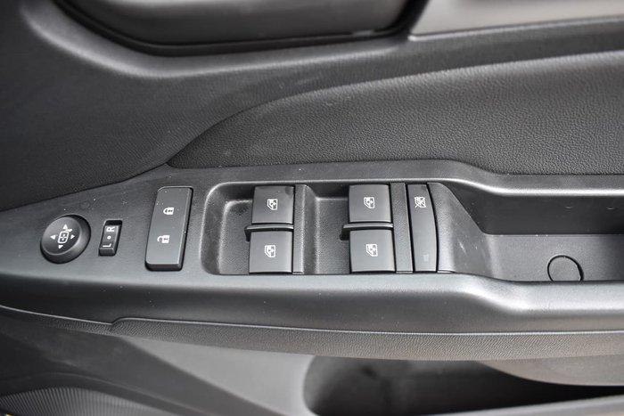 2019 Holden Colorado LS RG MY20 4X4 Dual Range White