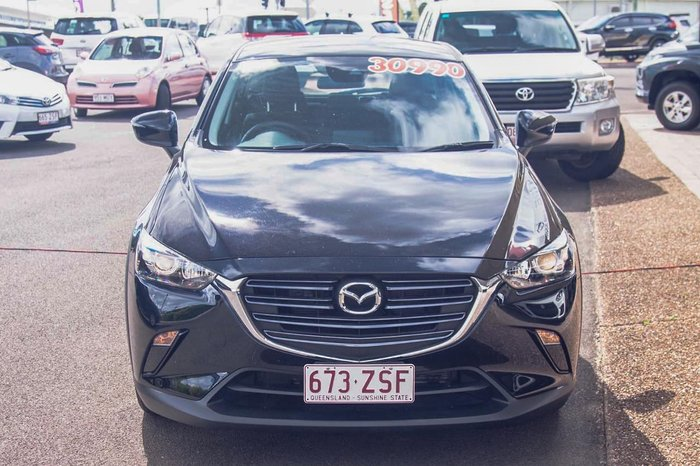 2019 Mazda CX-3 Maxx Sport DK 4X4 On Demand Black