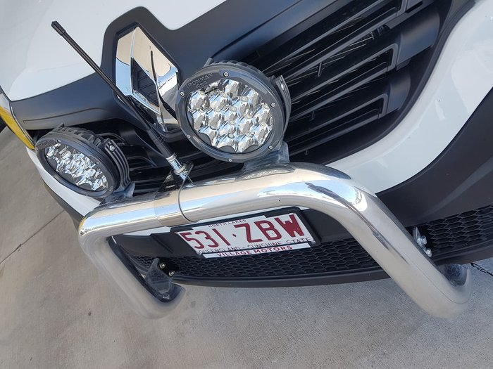 2019 Renault Trafic 85kW X82 White