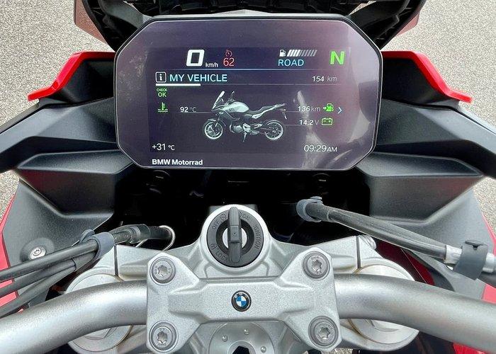 2020 BMW F 900 XR Red