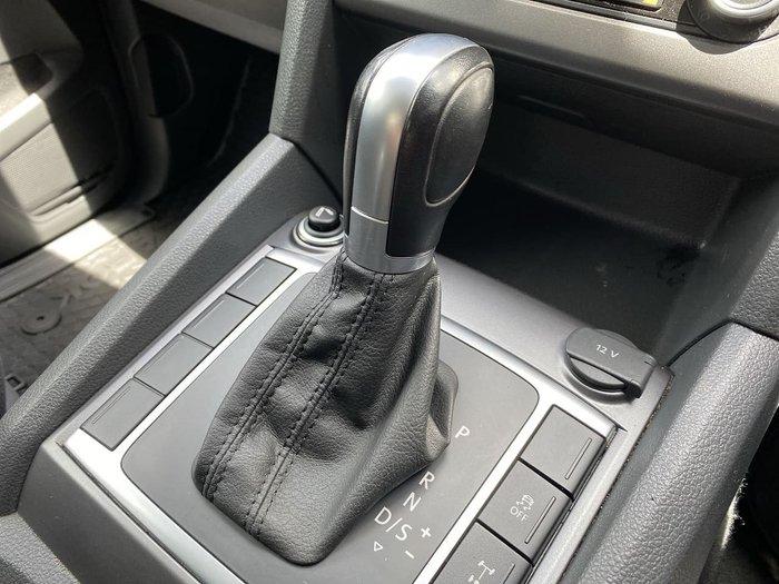 2016 Volkswagen Amarok TDI420 Highline 2H MY16 4X4 Constant Grey