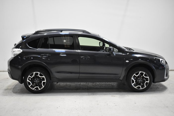 2016 Subaru XV 2.0i-L G4X MY16 Four Wheel Drive Dark Grey