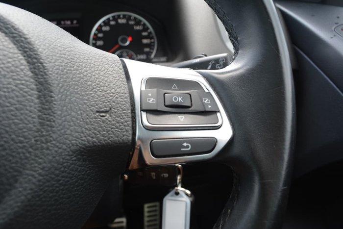2015 Volkswagen Tiguan 155TSI R-Line 5N MY15 Four Wheel Drive White