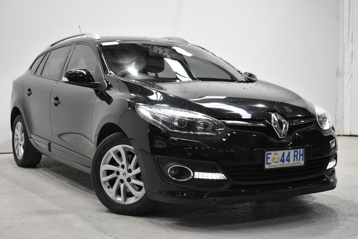 2015 Renault Megane Dynamique III K95 Phase 2 Diamond Black