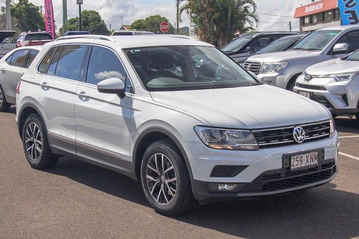 2017 Volkswagen Tiguan 110TSI Comfortline 5N MY17 White