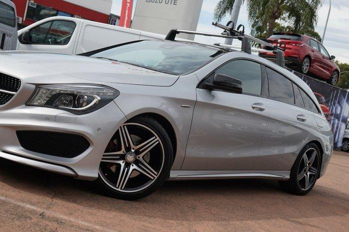 2015 Mercedes-Benz CLA250 Shooting Brake