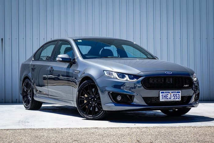 2016 Ford Falcon XR6 Sprint FG X Grey