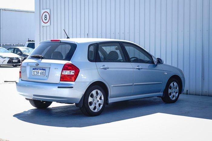 2007 Kia Cerato EX LD MY07 Blue