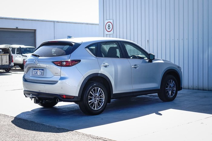 2018 Mazda CX-5 Touring KF Series 4X4 On Demand Silver