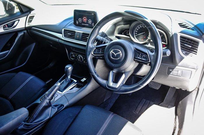 2017 Mazda 3 Maxx BN Series White