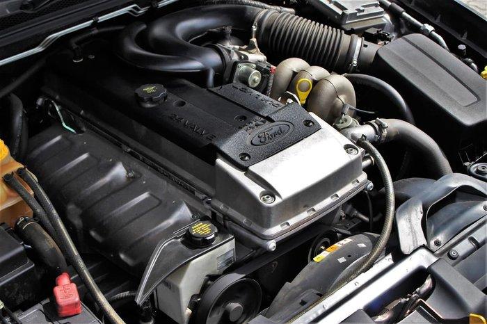 2006 Ford Falcon XT BF Black