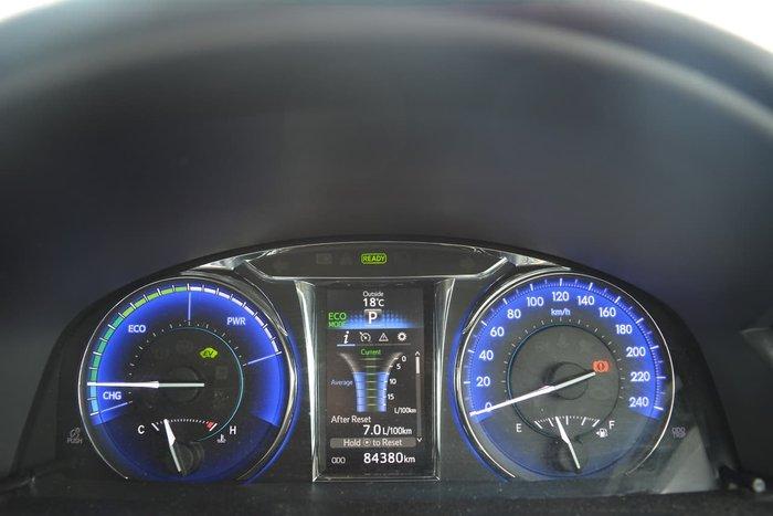 2016 Toyota Camry Atara S AVV50R White