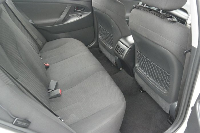2009 Toyota Camry Altise ACV40R White