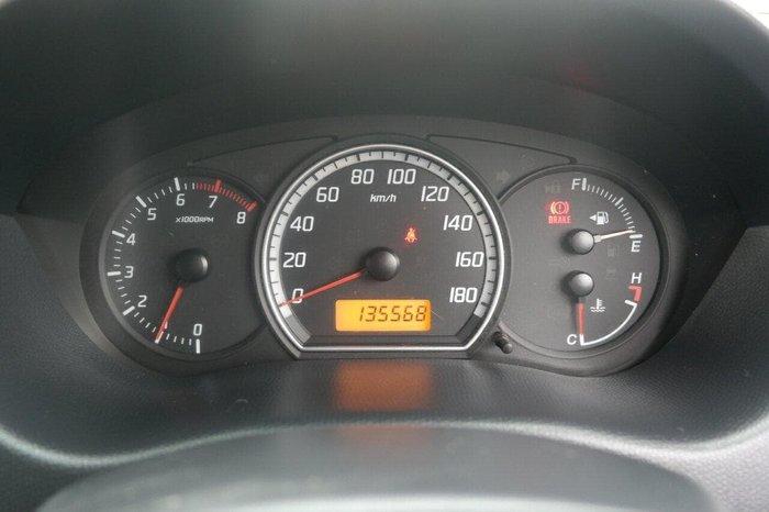 2008 Suzuki Swift RS415 White
