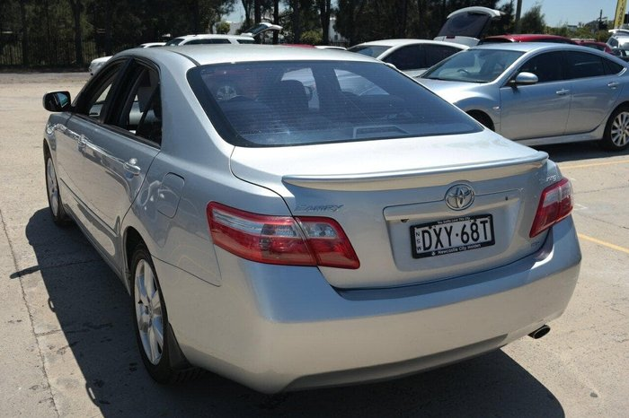 2009 Toyota Camry Altise ACV40R Silver