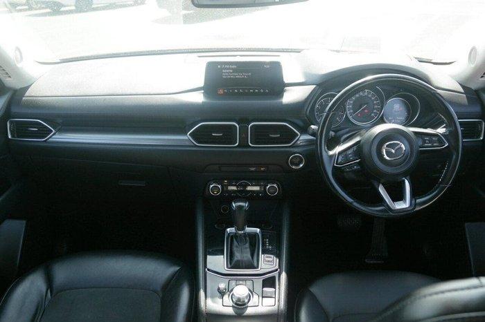 2017 Mazda CX-5 Touring KF Series 4X4 On Demand Red