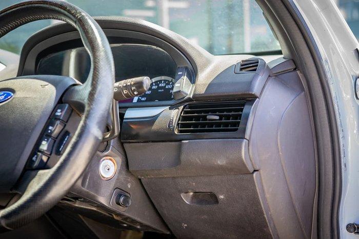 2016 Ford Falcon XR6 FG X White
