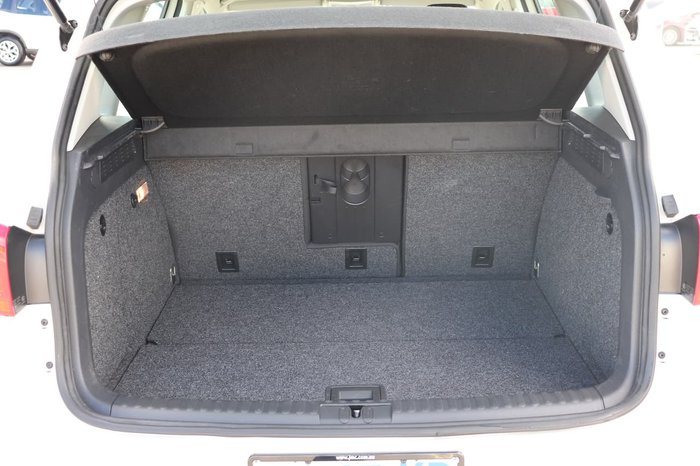 2013 Volkswagen Tiguan 155TSI 5N MY14 Four Wheel Drive White