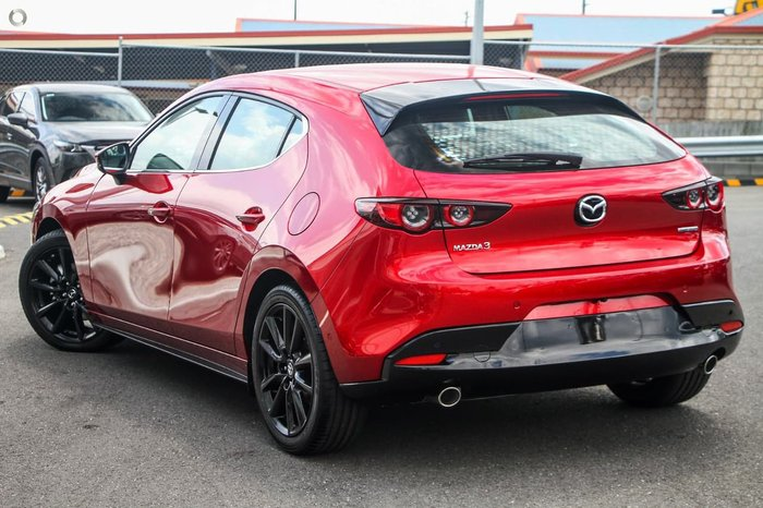 2020 Mazda 3 G25 Astina BP Series Red