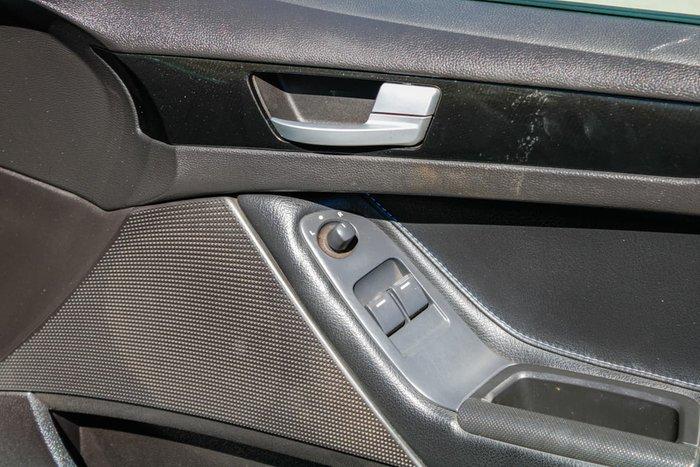 2009 Ford Falcon Ute XR8 FG Green