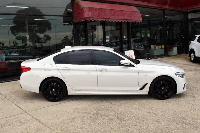 2018 BMW 530D