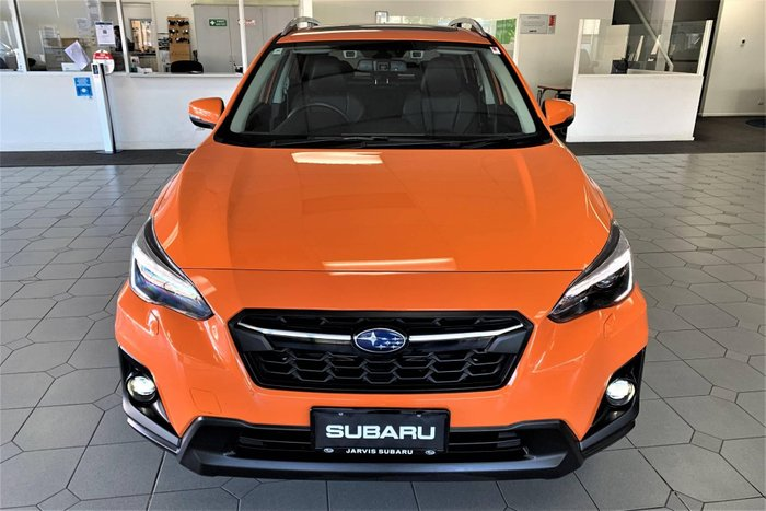 2019 Subaru XV 2.0i-S G5X MY19 Four Wheel Drive Sunshine Orange