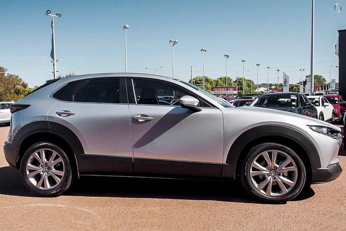 2020 Mazda CX-30 G20 Evolve DM Series Silver