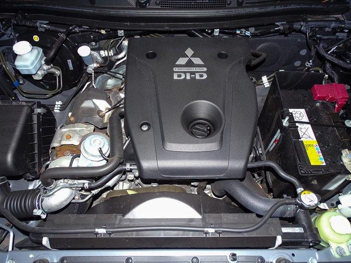 2016 Mitsubishi Triton GLX MQ MY16 Grey