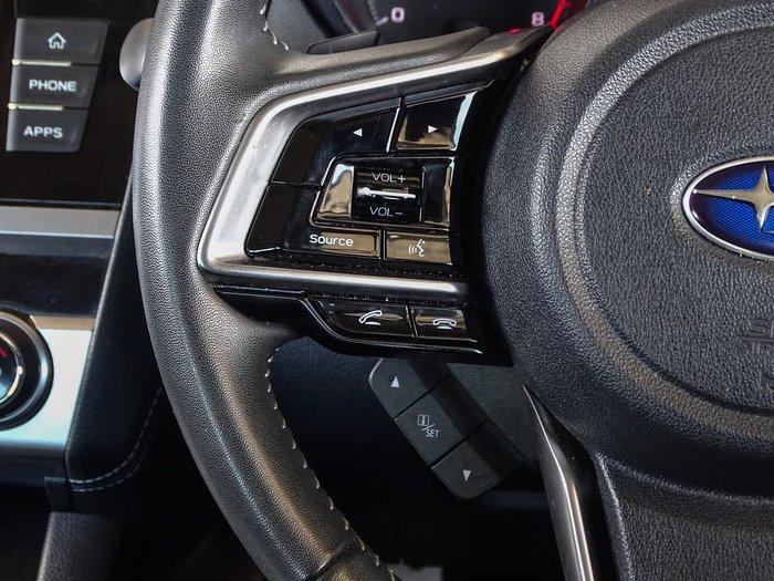 2019 Subaru Liberty 2.5i 6GEN MY19 Four Wheel Drive Red