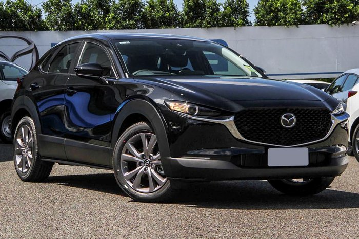 2020 Mazda CX-30 G20 Evolve DM Series Black