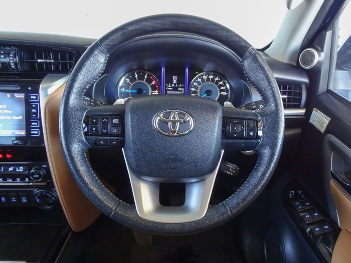 2017 Toyota Fortuner Crusade GUN156R 4X4 Dual Range