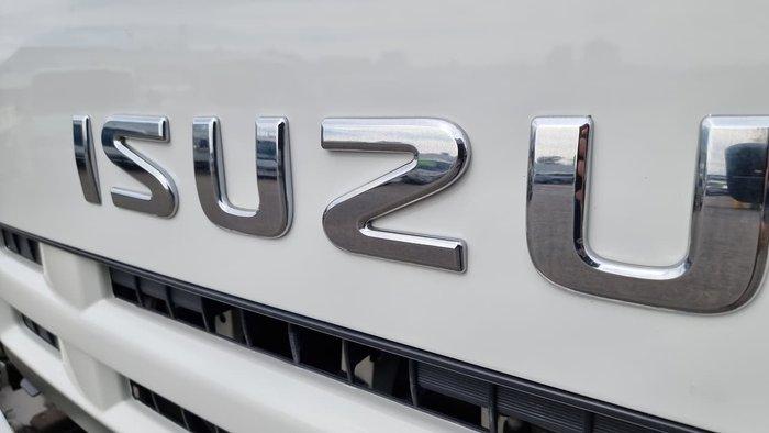 2013 ISUZU FVZ1400 MWB WHITE