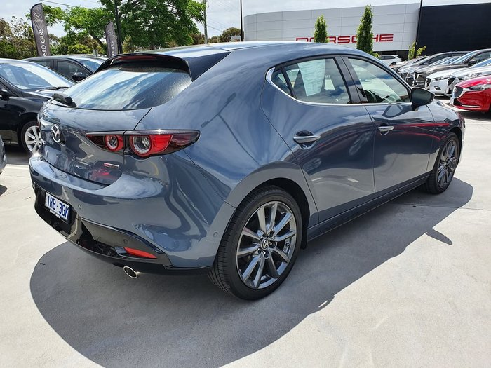 2019 Mazda 3 G20 Pure BP Series Grey