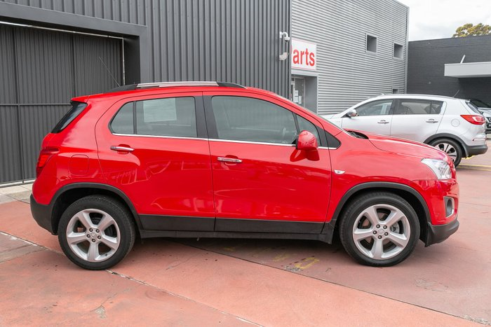 2016 Holden Trax LTZ TJ MY16 Blaze Red