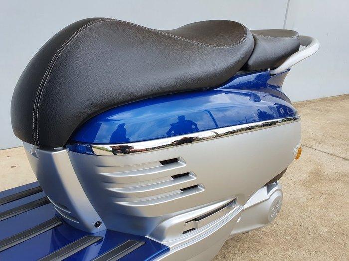 2021 Peugeot 2021 PEUGEOT 150CC DJANGO 150 S Scooter Blue