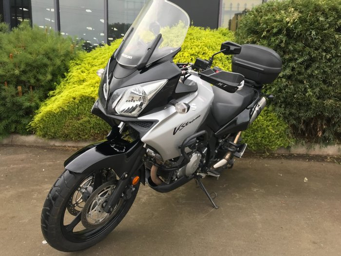 2009 Suzuki DL1000 V-STROM Grey