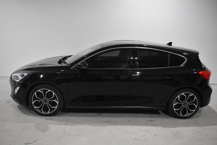 2019 Ford Focus Titanium SA MY19.75 Shadow Black