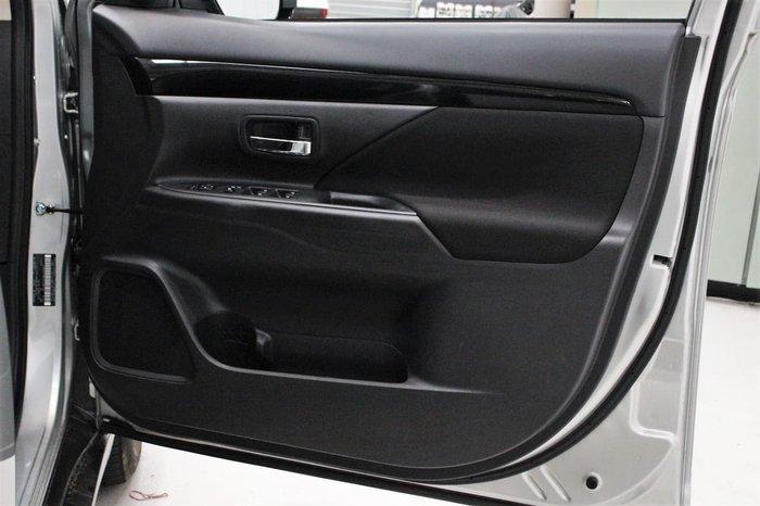 2019 Mitsubishi Outlander ES ZL MY20 4X4 On Demand Silver