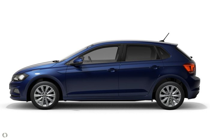 2020 Volkswagen Polo 85TSI Style AW MY21 Blue
