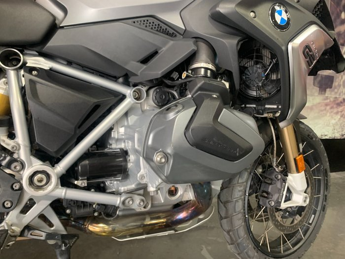 2019 Bmw R 1250 GS Black