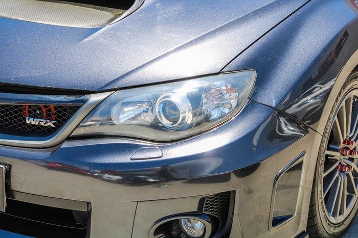 2013 Subaru Impreza WRX G3 MY13 Four Wheel Drive Grey