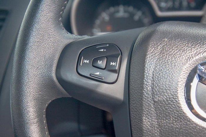 2019 Mazda BT-50 XTR UR 4X4 Dual Range Blue